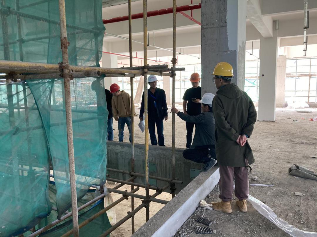 織里鎮:引入第三方監督巡查機制 合力保障工地安全文明施工
