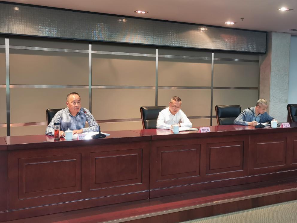 二里桥片区二期(航运本部)项目召开签约暨征收工作动员大会