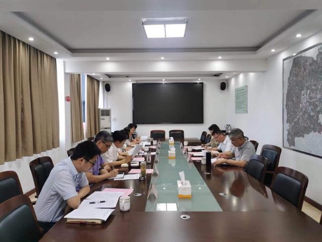 """省统计局党组成员、副局长陈孝一行来浔开展""""三服务""""和调研活动"""